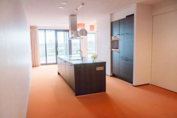 De appartementen