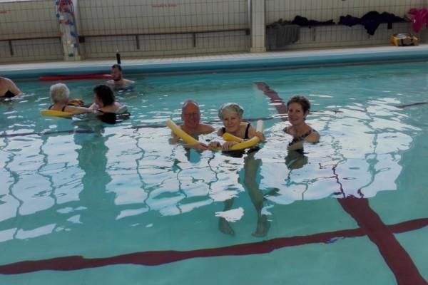 Zwemproject voor cliënten van Locatie De Wieken