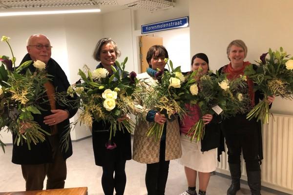 Bloemen voor de Wijkverpleging
